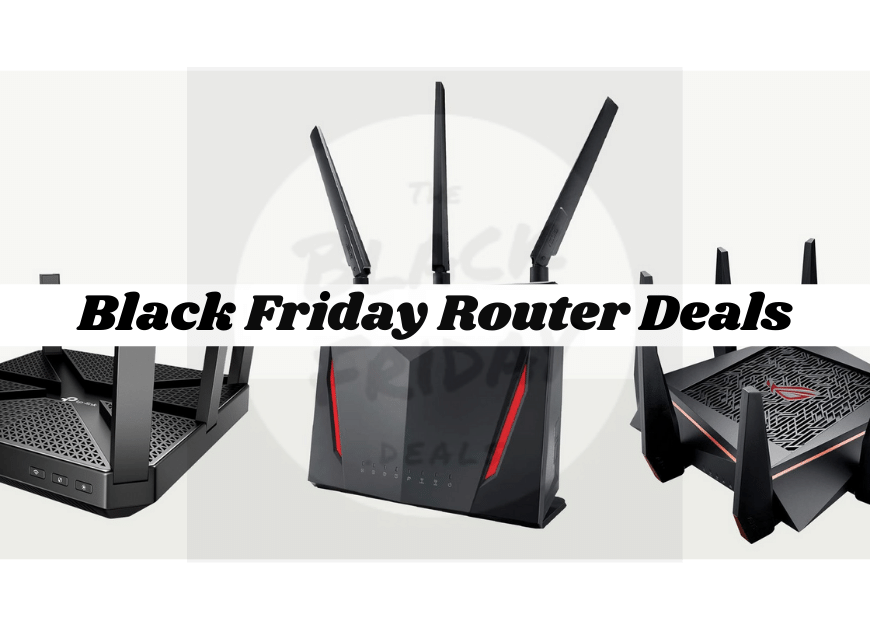 Black Friday Router Deals