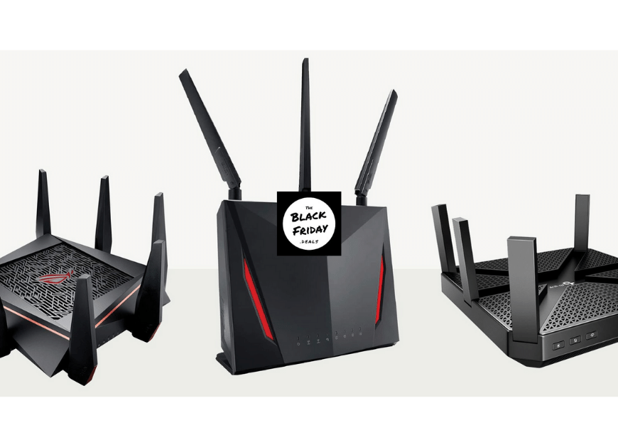 Black Friday Router