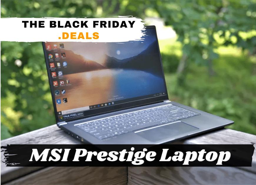 Msi Prestige Laptop