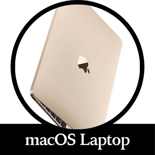 Macos Laptop