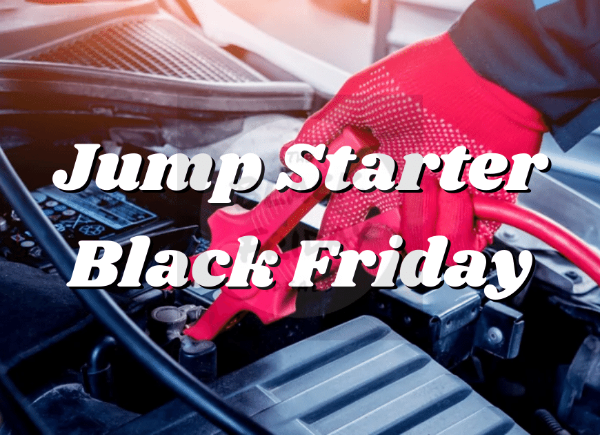 Black Friday Jump Starter