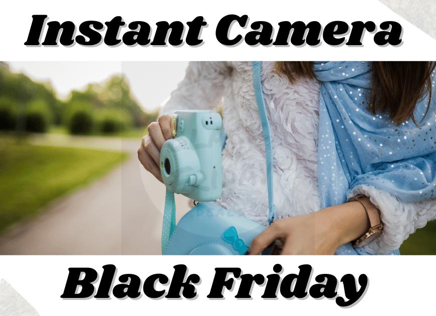 Instant Camera Black Friday   Black Friday Fujifilm Instax Mini Instant Camera Deals