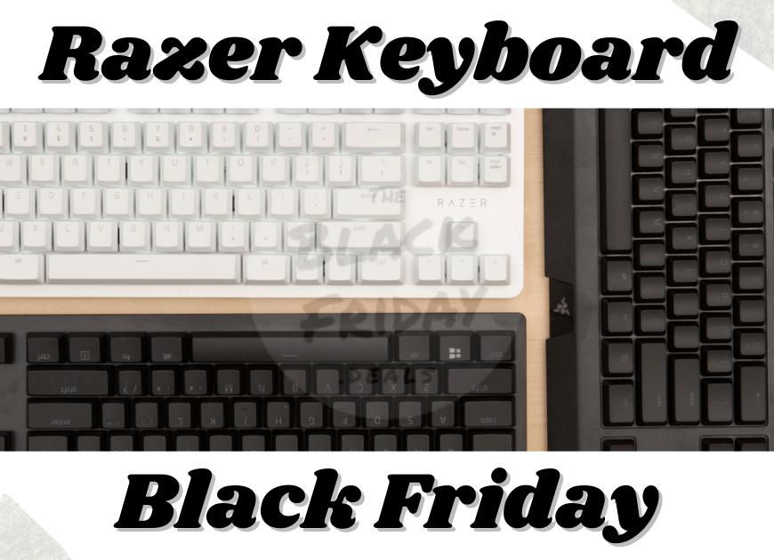 Razer Keyboard Black Friday